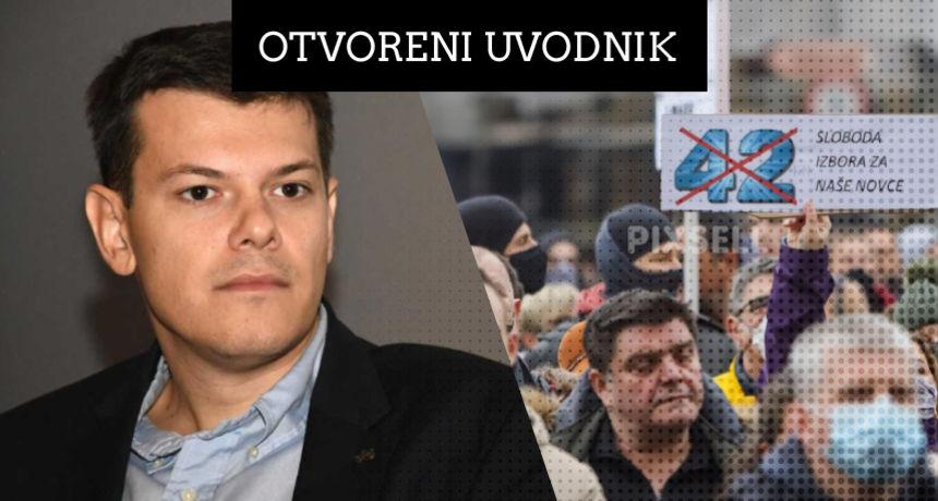 Ugroženo je 200.000 radnih mjesta, Vlada misli da će se ekonomija magično oporaviti, objašnjava za RTL.hr dr.sc. Vuk Vuković