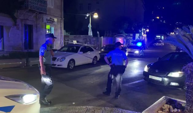 Usred Dubrovnika propucan taksist, napadači u bijegu (thumbnail)