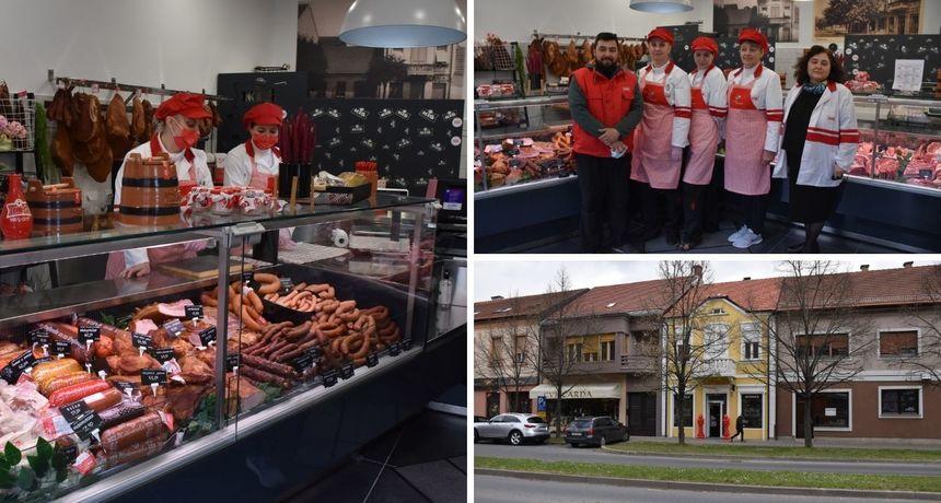MESNICE KIŠ U centru Čakovca otvorena šesta poslovnica Mesnica Kiš