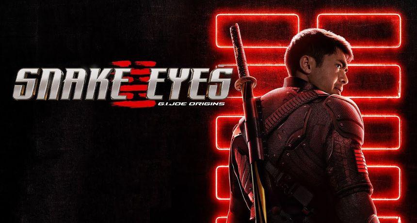 POKLANJAMO Osvojite ulaznice za film 'Snake Eyes' u varaždinskom CineStaru!