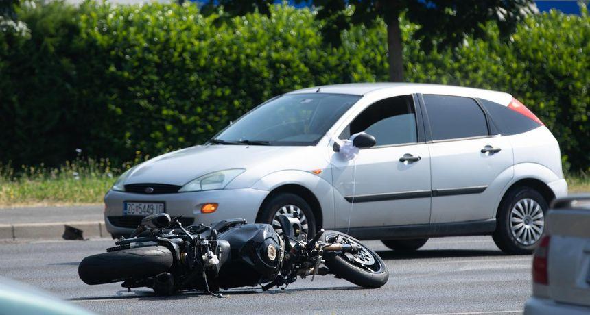 Završen očevid teške nesreće u Zagrebu. Policija ne zna tko je poginuli biciklist