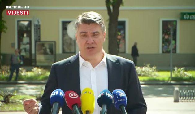 Milanović u općini Plaški o razlozima posjeta i odnosu s premijerom: 'Ja dolazim tamo gdje me zovu' (thumbnail)