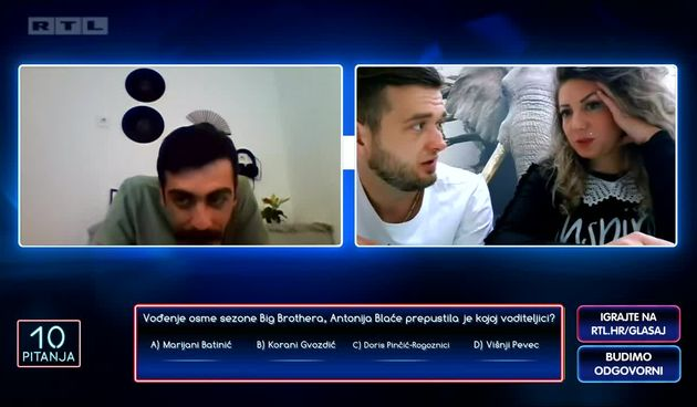 Antonija Blaće postavila pitanje - o samoj sebi! (thumbnail)