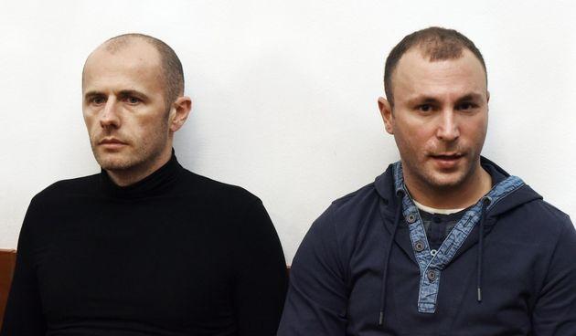 Marin Čolak i Ivan Opačak