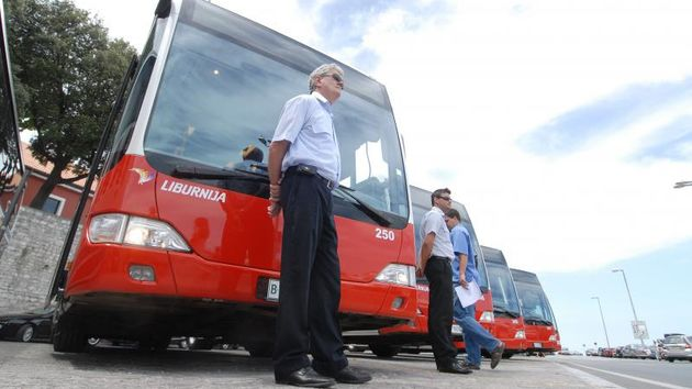 autobus, zadar, liburnija