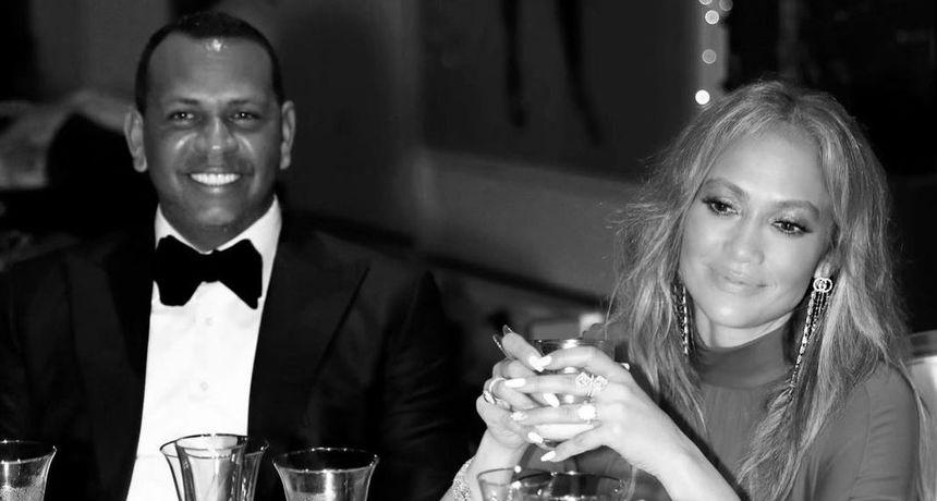 Napokon je službeno potvrđeno ono o čemu se šuškalo tjednima: J.Lo i Alex raskinuli zaruke