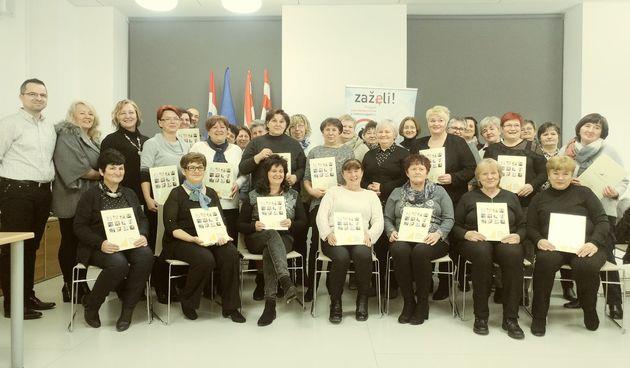 Održana završna konferencija najvećeg projekta Društva Crvenog križa Varaždinske županije