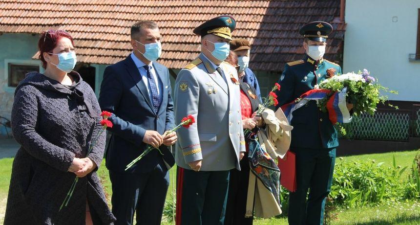 BILO JE TO 1945. U Štrigovi obilježen Dan pobjede nad fašizmom