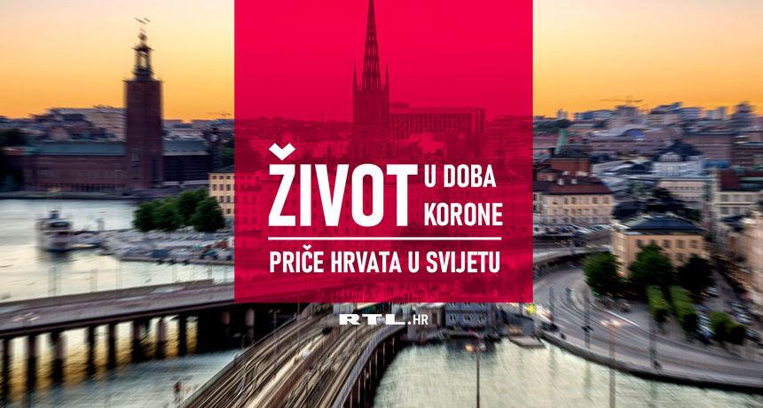 Hrvati u Švedskoj objašnjavaju za RTL.hr: 'Život nije kao prije, ali ovo je racionalan pristup'