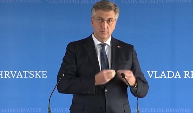 Plenkoviću loše sjelo pitanje: 'Intevenirali smo, nismo dobili ni hvala!', izvrijeđao oporbu: 'Da mi nešto docira Grbin? Ne dolazi u obzir'