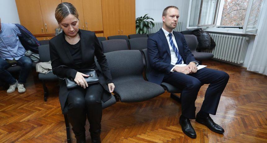 Saucha u suočavanju optužio Zeljko da laže, ona nezadovoljna pretragom stana: 'Nije obavljena zakonito'