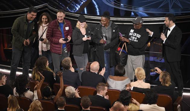 Turisti na dodjeli Oscara