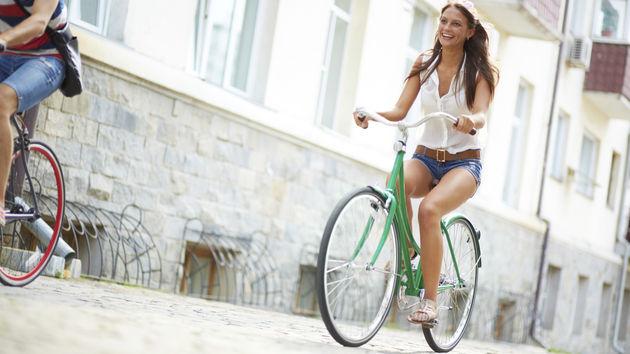 bicikl, vožnja