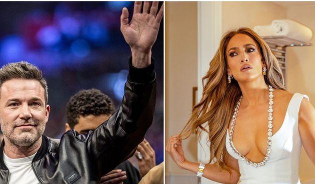 Ben Affleck i J.Lo