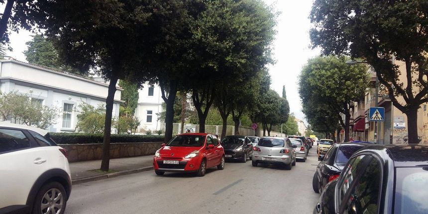 Od ponedjeljka vrijedi privremena regulacija prometa u Ulici Stjepana Radića
