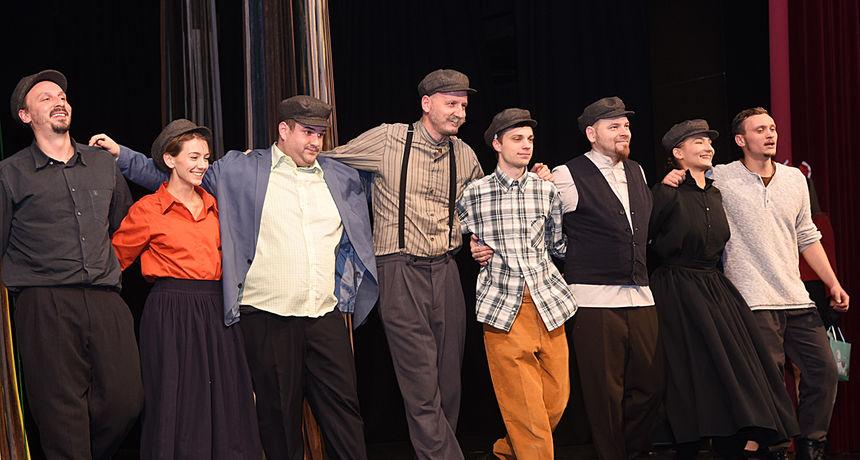 Nada u doba beznađa - u karlovačkom kazalištu premijerno izvedena predstava