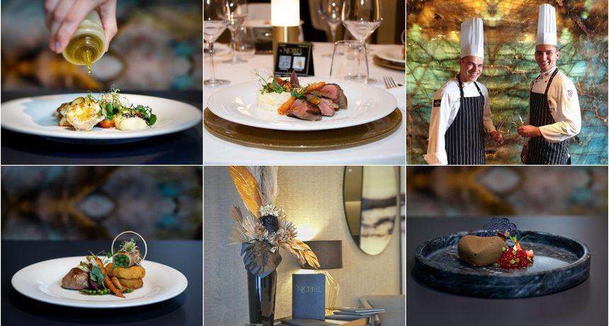RESTORAN NOBEL Tjedan restorana u restoranu Nobel od 15. listopada!