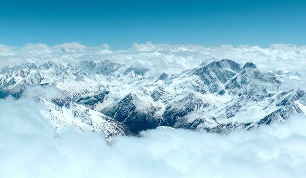 najviši vrh Europe.