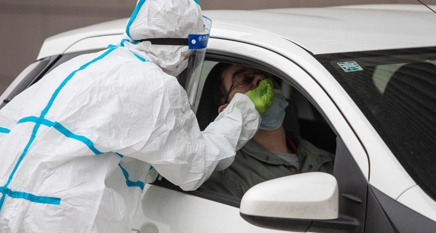 Epidemiološke brojke: U OBŽ 124 pozitivne osobe uz četiri preminule