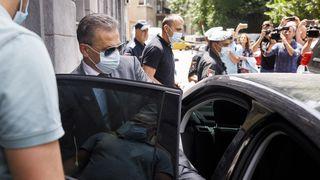 Uhićen ravnatelj obavještajne službe BiH Osman Mehmedagić