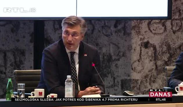 Plenković sa županima i Tomaševićem: 'Imamo puno cjepiva. Razlika između uvezenih i iskorištenih doza je 500.000' (thumbnail)