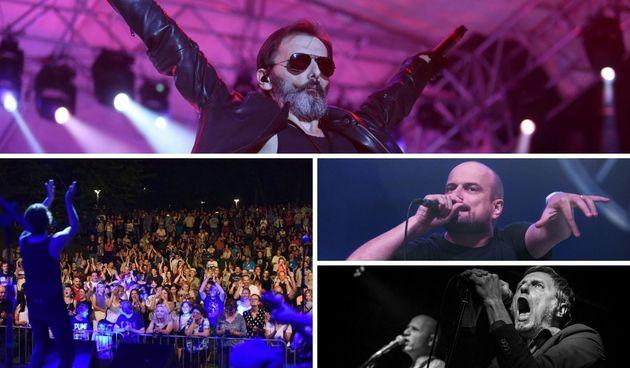 Čakovec ovog ljeta ponovno postaje grad rocka, najavljeno čak 13 koncerata