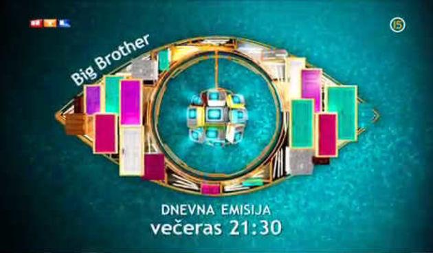 'Big Brother', ne propustite večeras od 21:30 sati na RTL-u (thumbnail)
