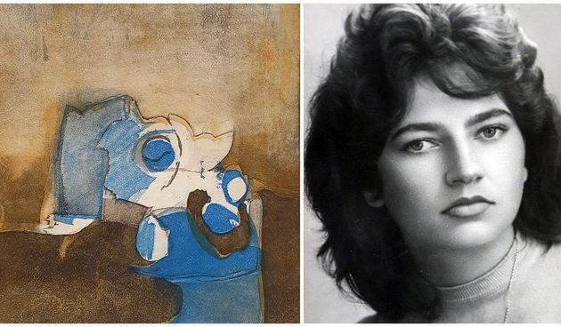 PODRUM PONEDJELJKOM Izložba grafika i gvaševa Aleksandrine Pascuttini u P4