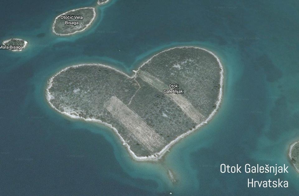 Tragovi izgubljenih civilizacija: 20 najčudnijih stvari koje su ljudi pronašli koristeći Google Earth