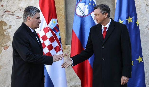 Milanović i Pahor