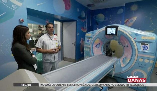 Klinika za Dječje bolesti dobila CT koji izgleda kao svemirski brod, a takve su mu i mogućnosti (thumbnail)