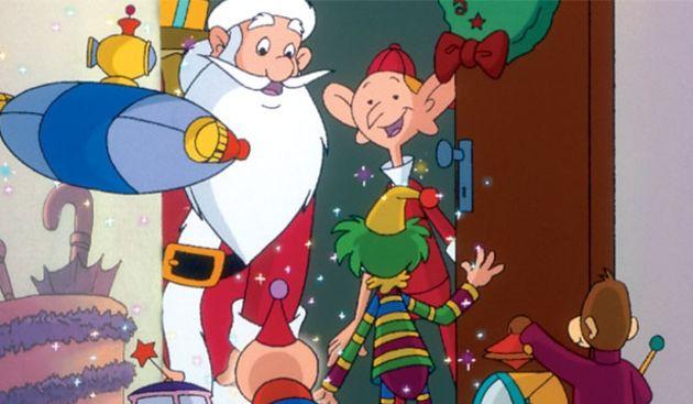 Tajni svijet Djeda Božićnjaka