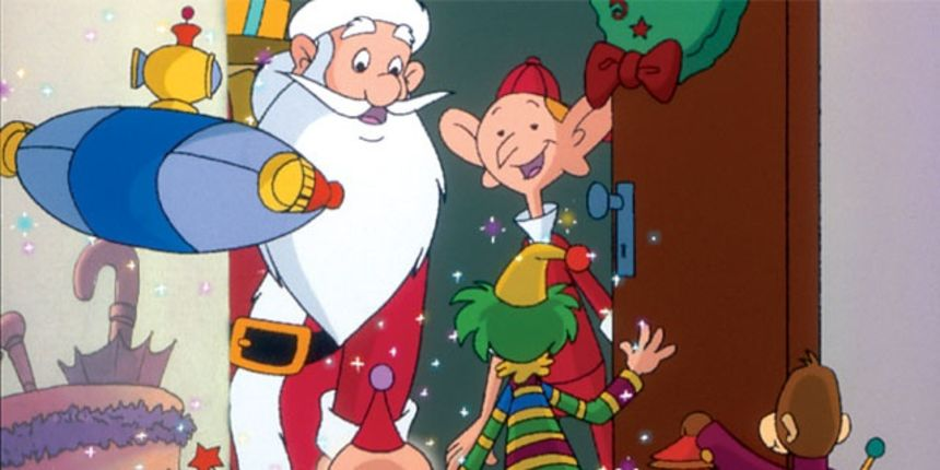 Od danas na Kockici: Svakog jutra uživajte u animiranoj seriji 'Tajni svijet Djeda Božićnjaka'