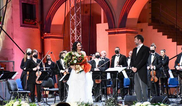 Sopranistica Marija Vidović povodom Dana Županije Međimurju poklonila koncert pjesmi posvećenih našem kraju 'Međimurje moj dragi je dom'