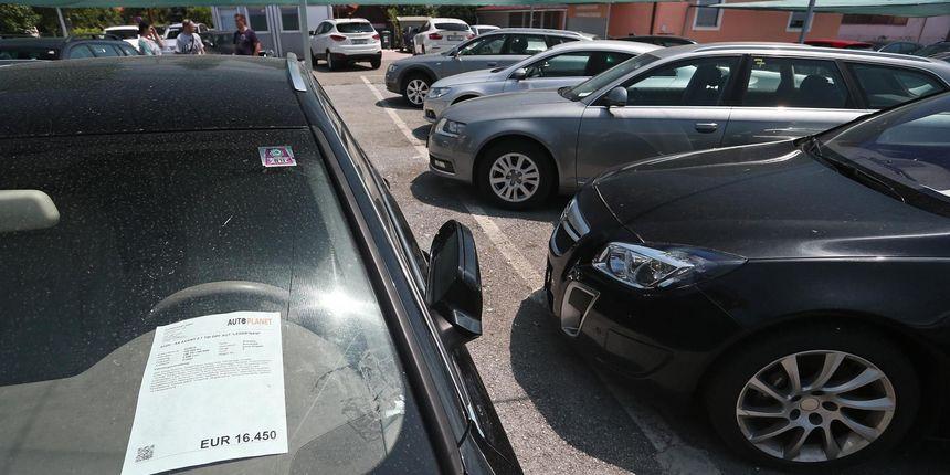NJEMAČKO TRŽIŠTE Rastu cijene rabljenih automobila