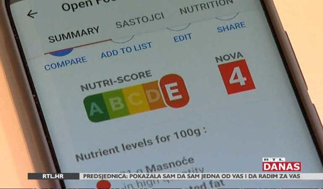 Nove oznake na deklaracijama kako bismo razlikovali zdravu od nezdrave hrane (thumbnail)