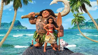 Vaiana - potraga za mitskim otokom - TV premijera
