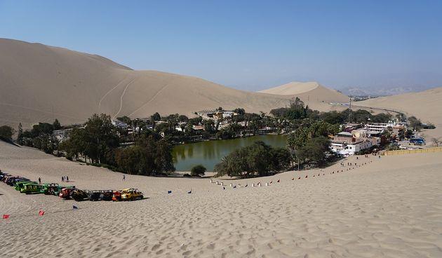 Oaze u pustinji