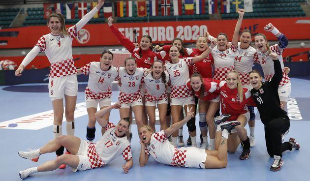 Hrvatske rukometašice