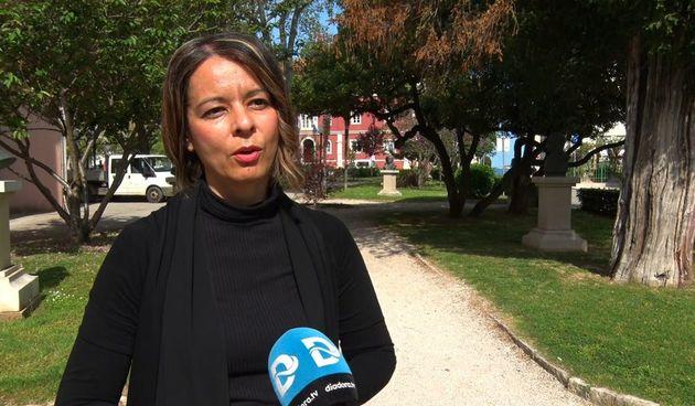 Ivana Zrilić, filmski ured