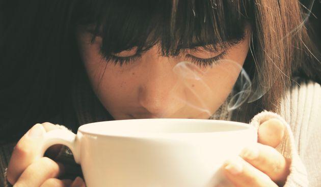 Opustite se i uživajte u jutru. Stres deblja.