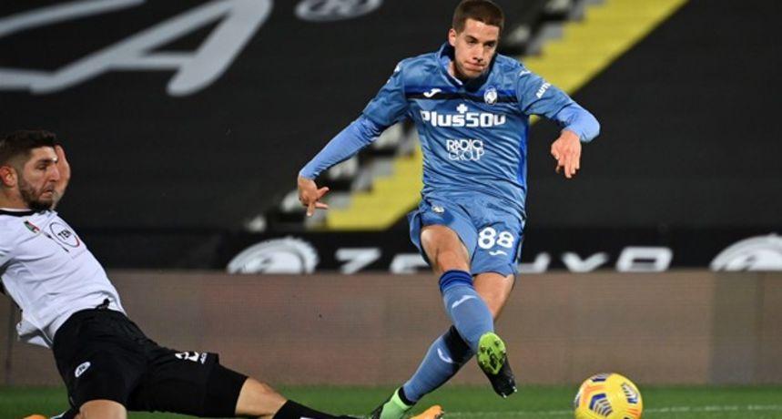 Atalanta slavila kod Sampdorije, Pašalić igrao do 59. minute