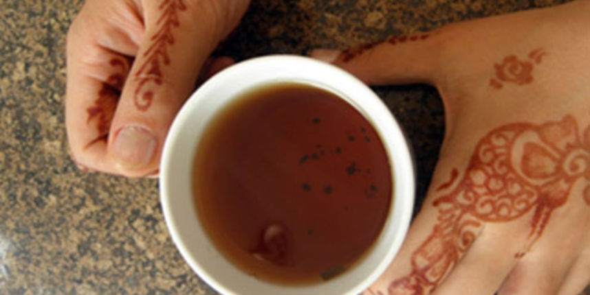 Čajna čarolija ispod bora