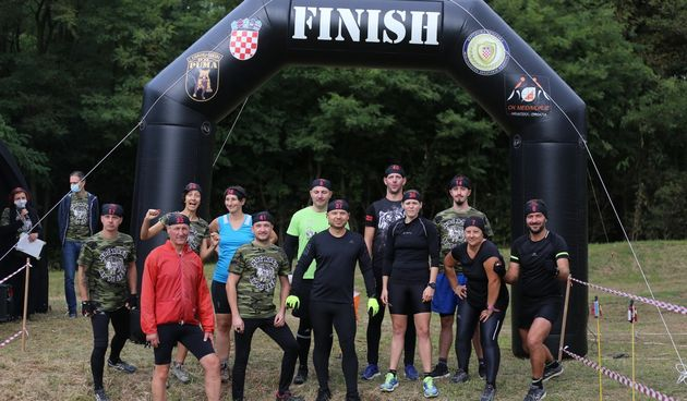 U Malom Mihaljevcu održana spartanska utrka HOG RACE