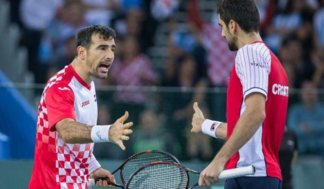 Tek treći put u povijesti OI: Nakon 113 godina u finalu teniski par iz iste zemlje