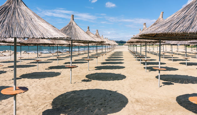 plaža albanija
