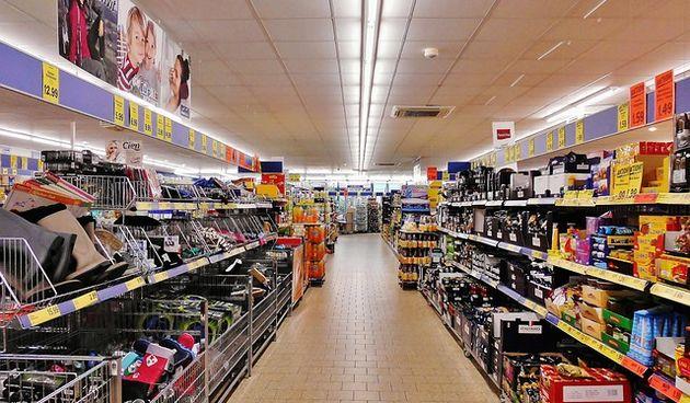 Tko krade u trgovačkom centru na Baniji? Policija istražuje dva slučaja prijavljena od vlasnika dućana