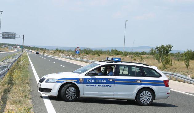 Policija, ilustracija