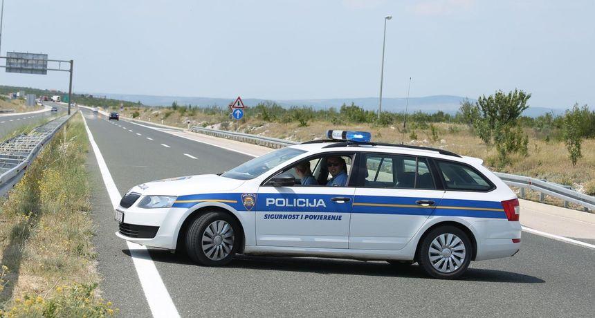Teška nesreća kod Bjelovara: Sletio s ceste i poginuo na mjestu