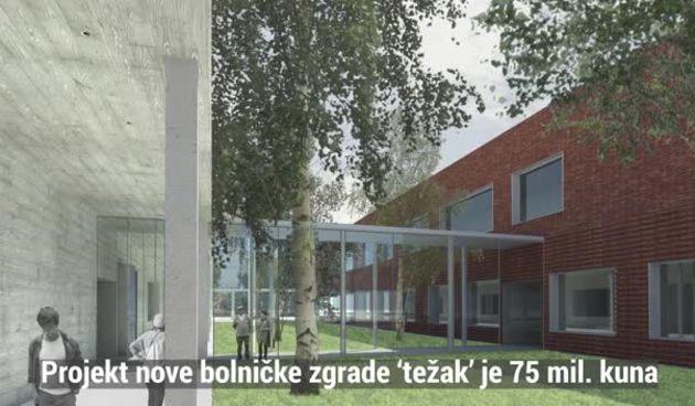 Započela je izgradnja zgrade objedinjenog hitnog prijema, dnevnih bolnica i jednodnevne kirurgije u OB Varaždin (thumbnail)